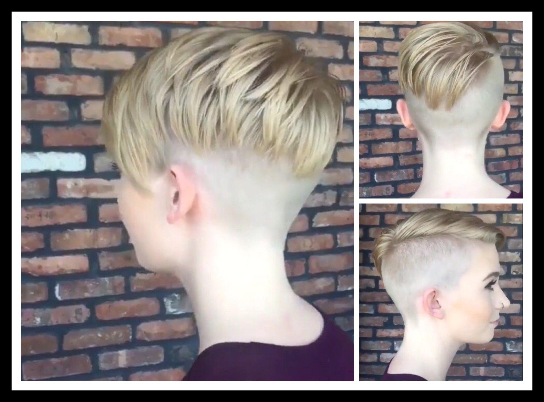 Undercut Hairstyle Video Best Hair Style Men Pinterest Hair
