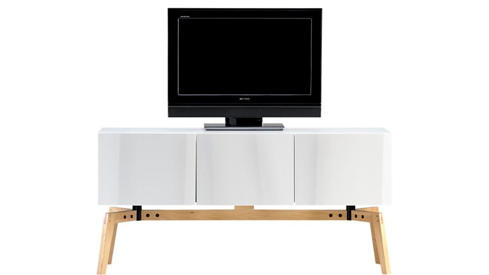 Best Alba Small White Credenza Reviews White Credenza 400 x 300