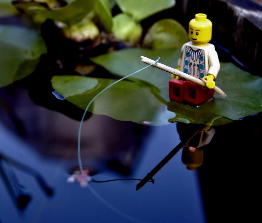 Lego fishing cool hd image funny wallpapers pinterest for Cool fishing wallpapers
