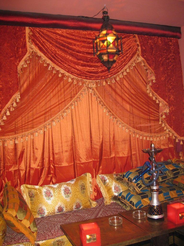 sammlung von marokkanische gardinen vorhang vorhang