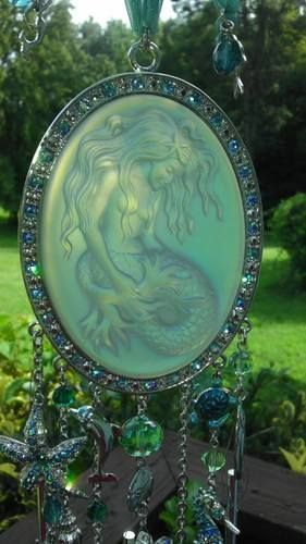 mermaid suncatcher