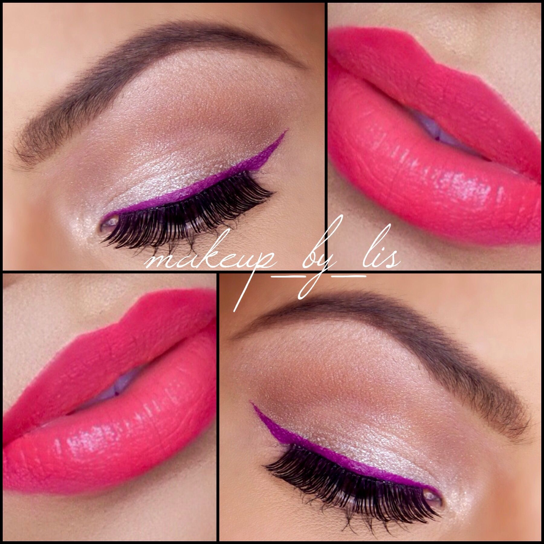 Urban Decay Electric Palette Makeup Tutorial - YouTube