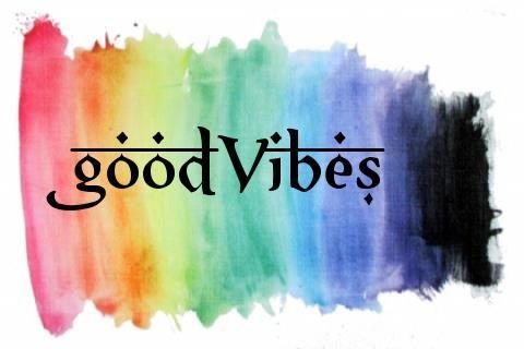 Boas vibrações .