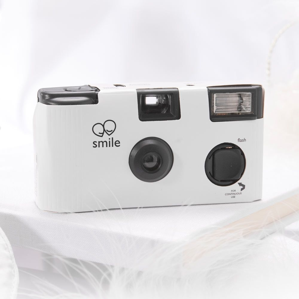 Disposable Camera Wedding Idea: Disposable Cameras -- For Placing On Each Table For Guests
