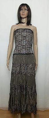 Kleid, Indisches Kleid, Hippie, Yoga, Goa, Bollywood, Bandeau, Sommer (A9025)