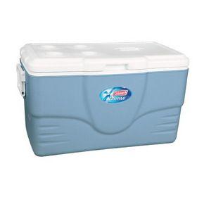 Coleman 6270a748 70 Qt Extreme Cooler Blue Happy Camping