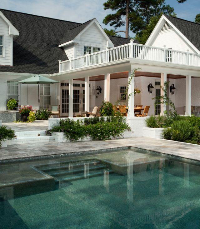 amazing pool entrance
