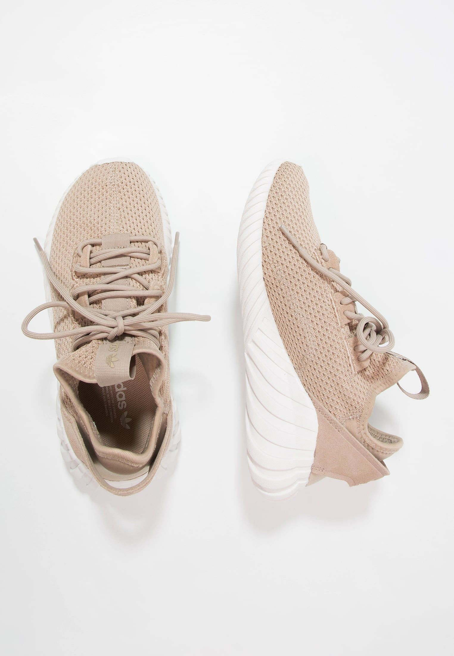 Kop Adidas Originals Tubular Doom Sock Pk Sneakers Trace Khaki