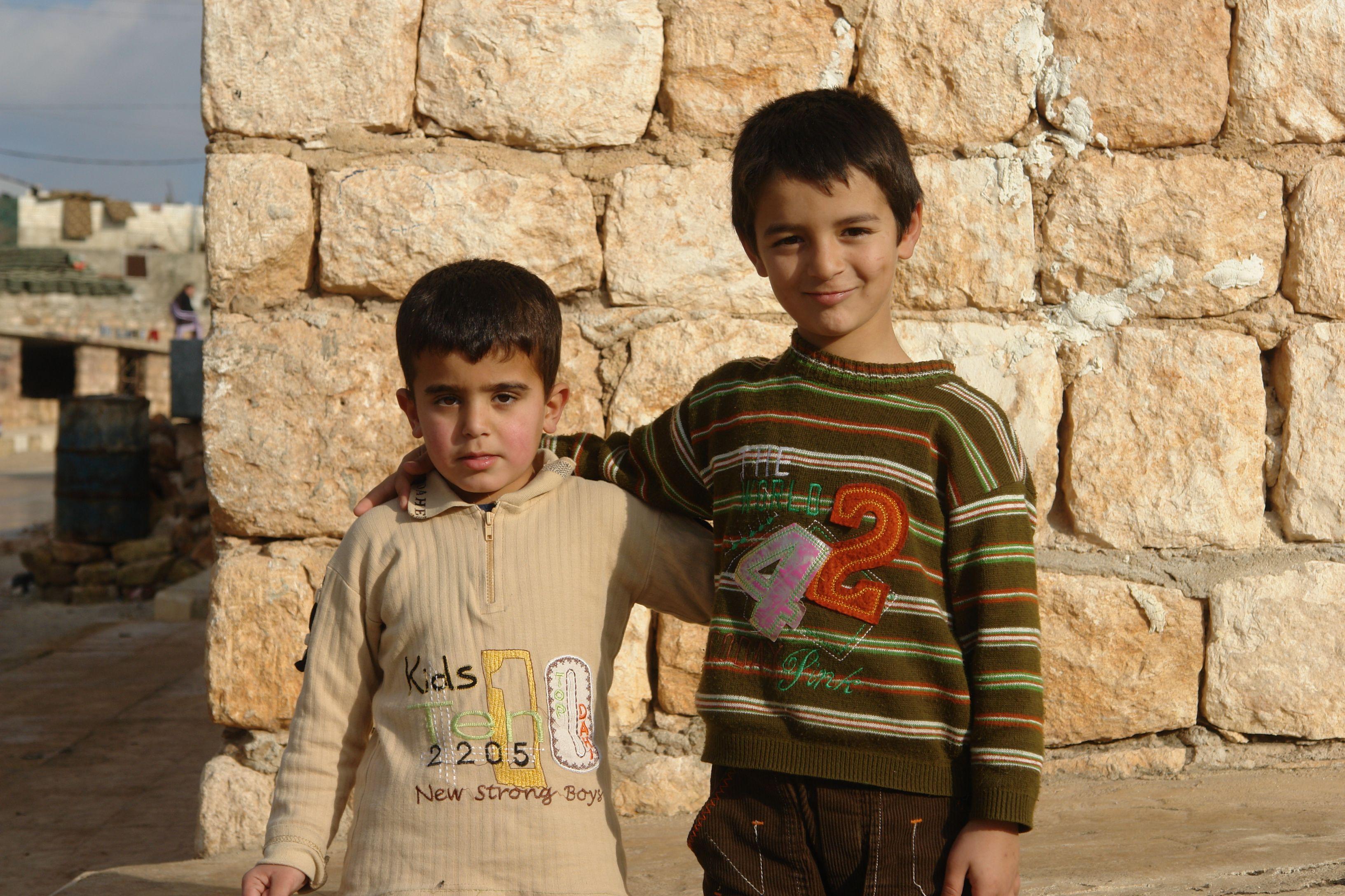 Boys Aleppo village Syria Pinterest Boys and Cgi