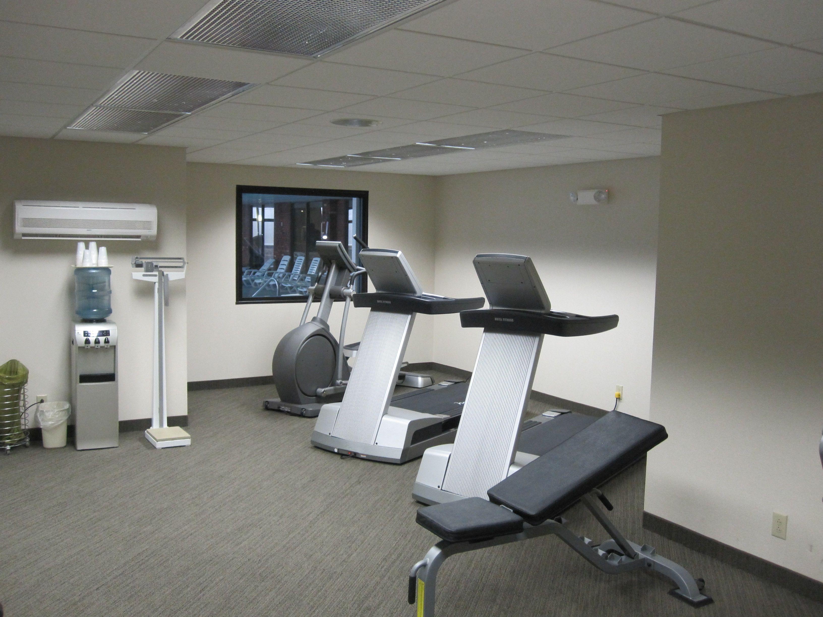 Fitness Center Holiday Inn Elmira Fitness Center Holiday Inn Hotel