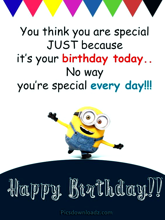 Funny Happy Birthday Wishes for Best Friend Happy in