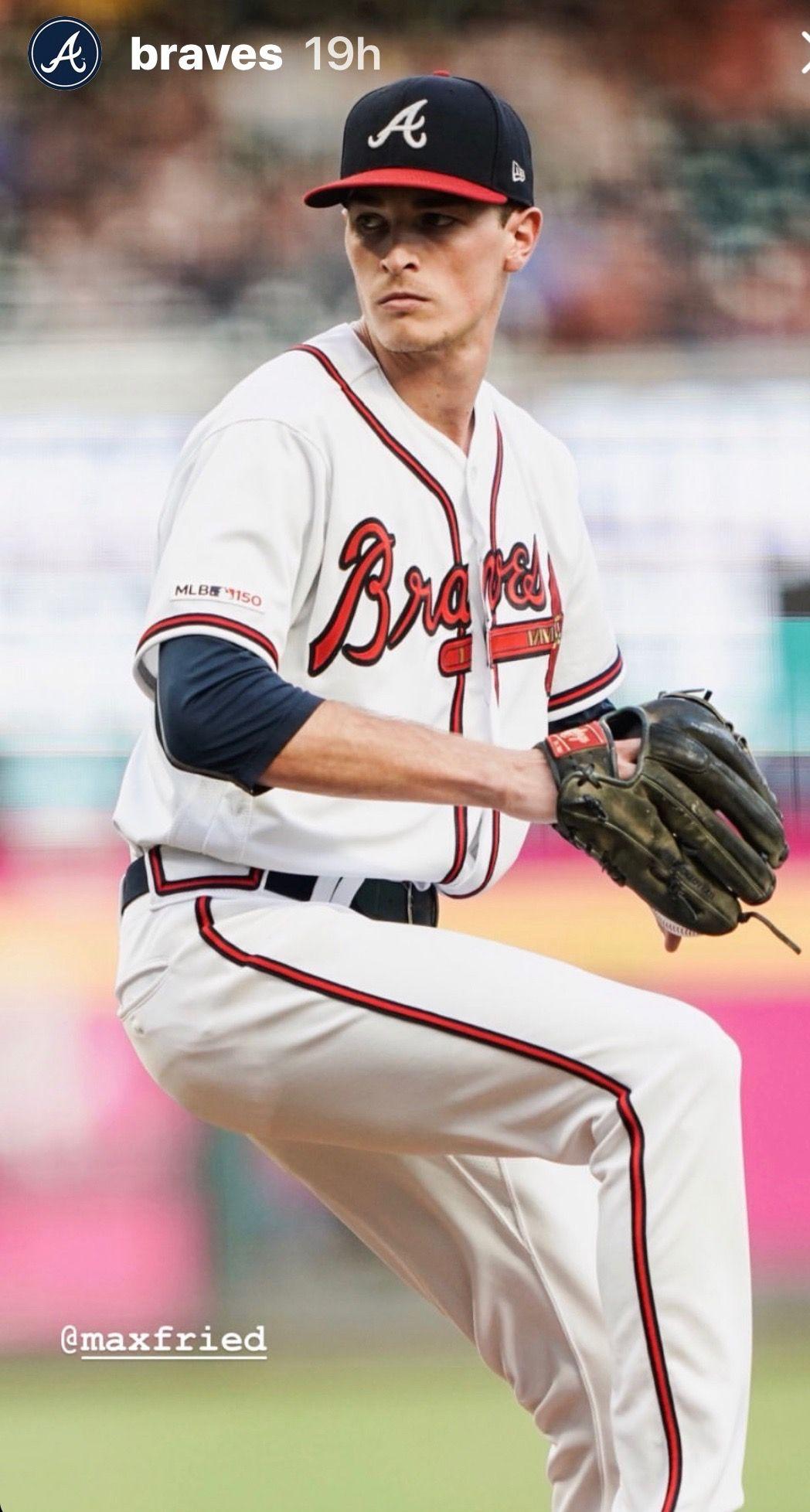Max Fried Braves Atlanta Braves Braves Baseball
