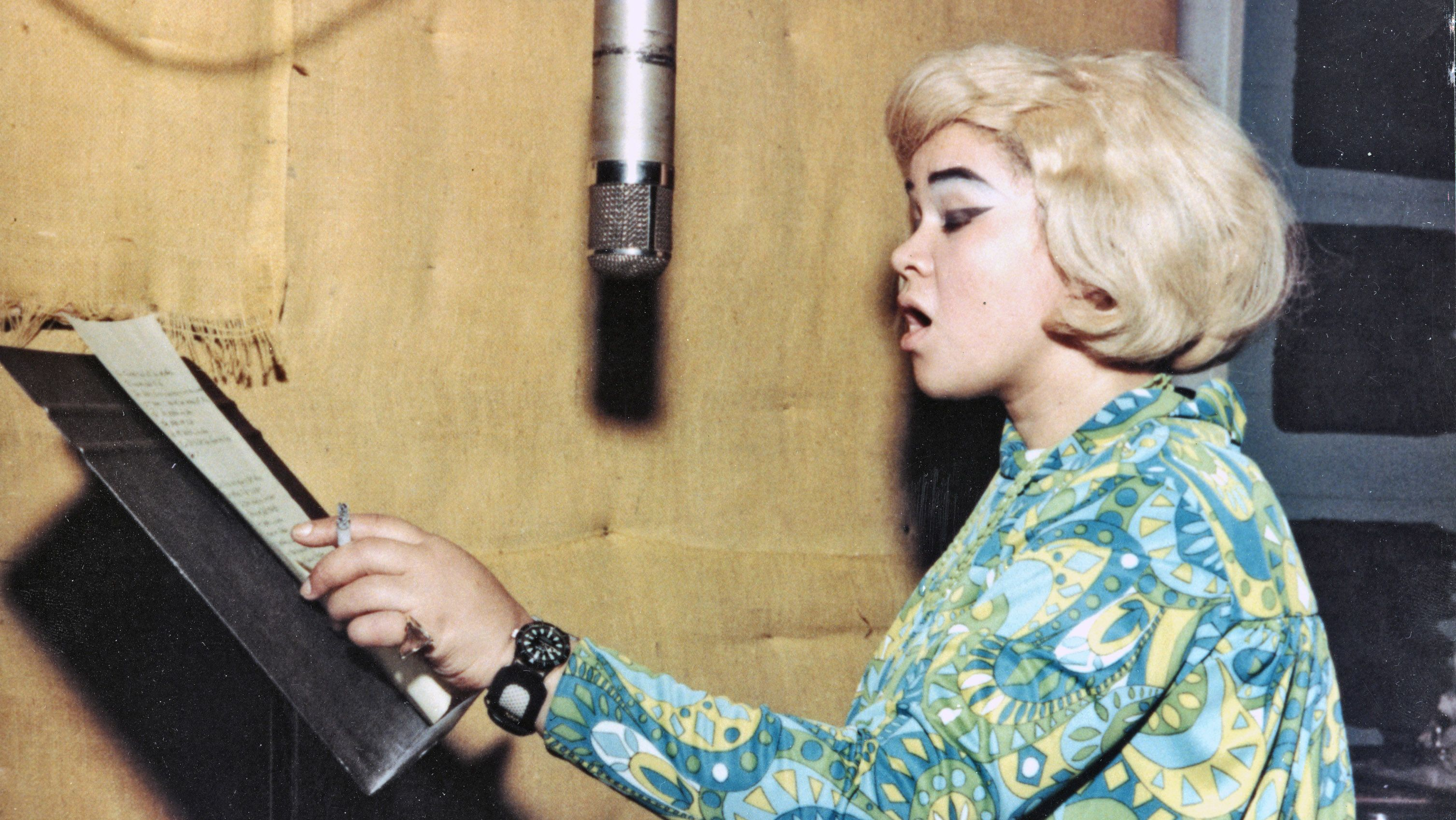 We celebrate what would have been Etta James' birthday.