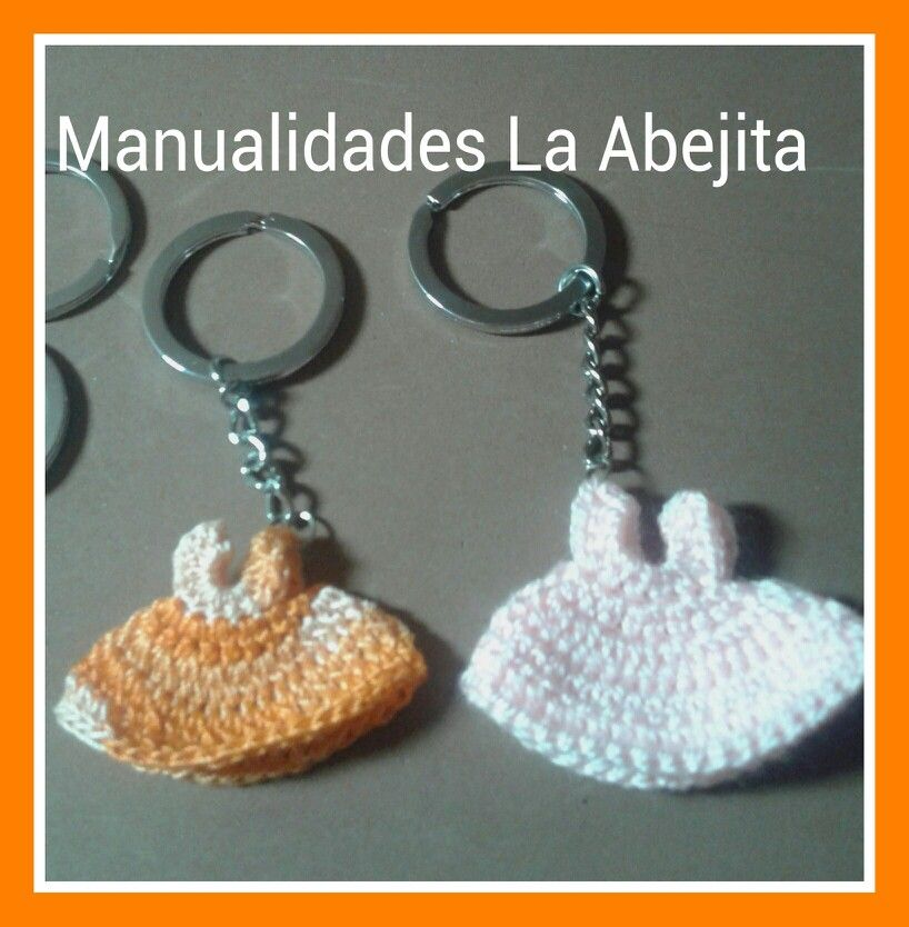 Suveniles broches con vestiditos