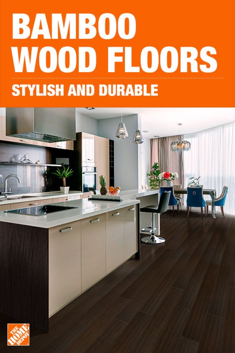 Upgrade Your Living Space By Adding Character And Value With Hand Scraped Bamboo Hardwood Floors Choose From Bamboo Hardwood Flooring Bamboo Flooring Flooring