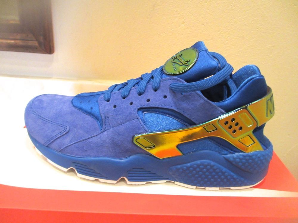 Nike Air Huarache Run PRM QS LA Lowrider Shoes, NIB,DS,Sz