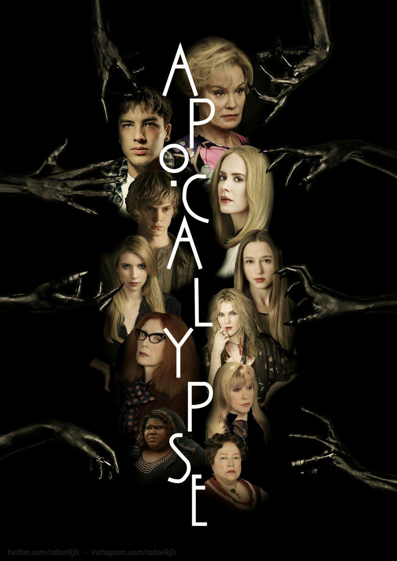 Apocalypse Evan Peters American Horror Story American Horror