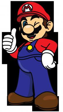 How To Draw Super Mario Bros From Nintendo Mario Bros Cartoon Head Mario