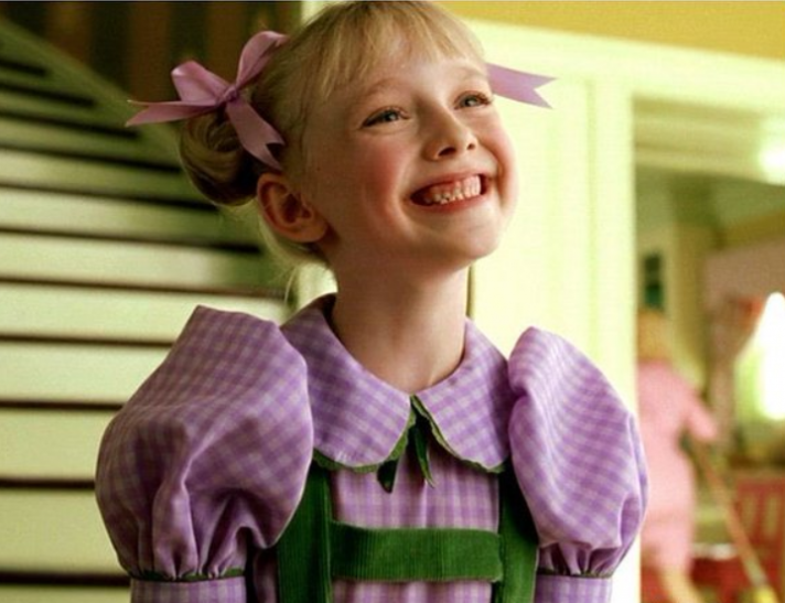 Dakota Fanning speelde onder andere in 'War of the Worlds' en 'Uptown Girls'
