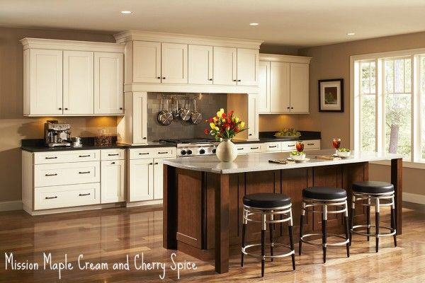 help me pick my shenandoah cabinetry | maple cream, drawers and