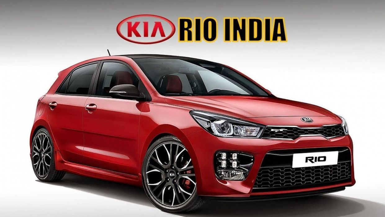 Kia Cars In India 2020 Reviews in 2020 Kia rio, Kia rio