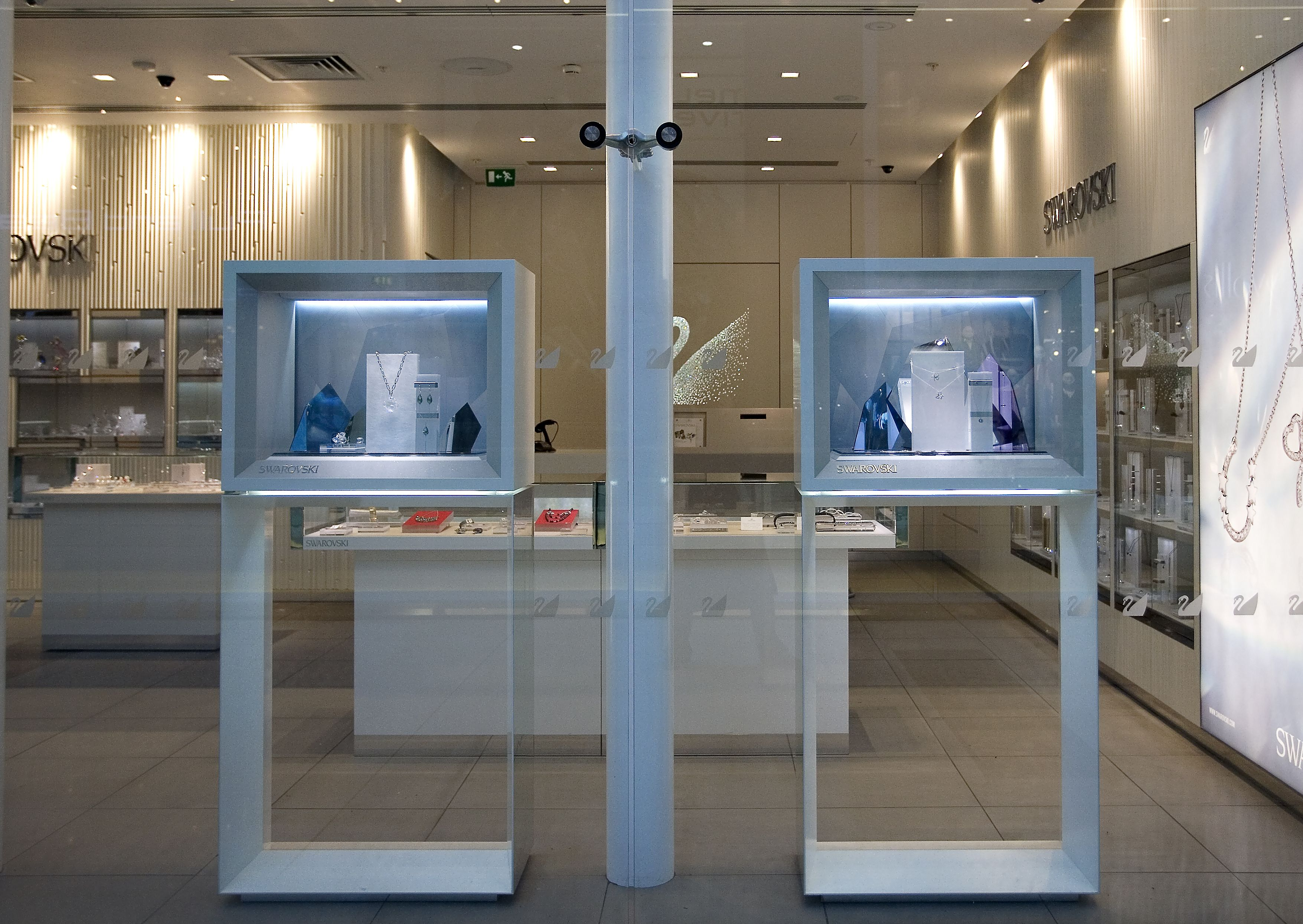 Swarovski Display by Elemental Design. & Swarovski Display by Elemental Design. | gioielleria | Pinterest ...