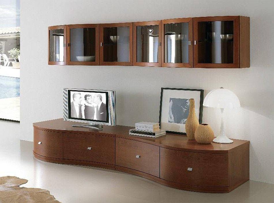 Contemporary Italian Wall Unit Trend 203 by Artigian Mobili - $4,855.00