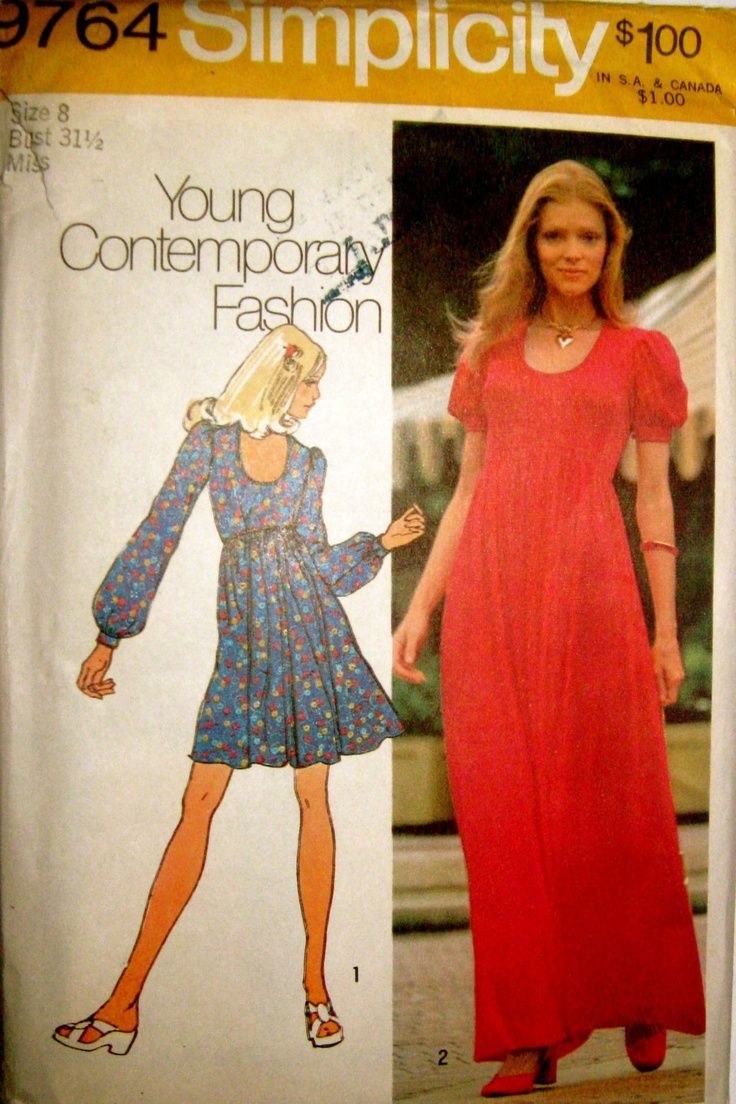 Boho maxi dress 70s 0r