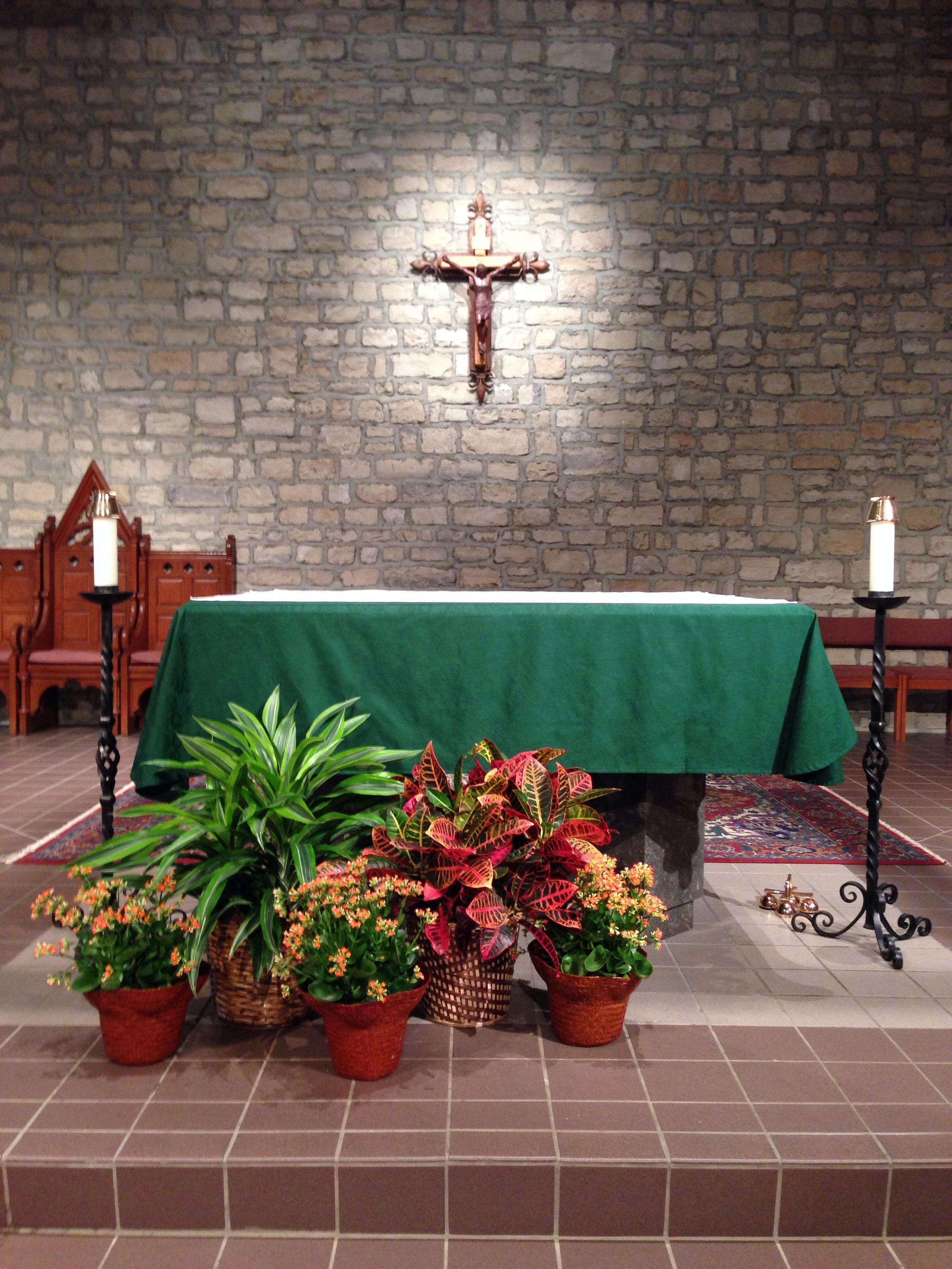 St Joan Of Arc Catholic Church Powell Oh Fall Ordinary Time