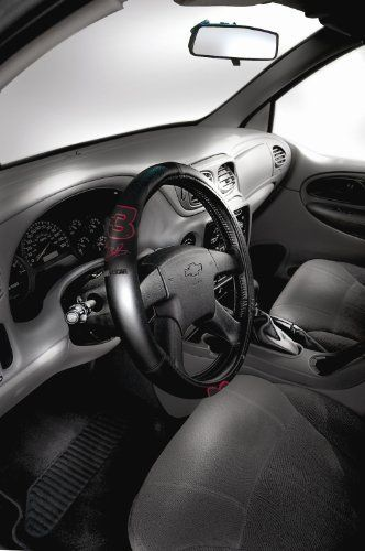 Steering Wheel Cover Raiders OFFICIAL National Football League made to fit steering wheels 14.5 15.5