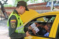 Noticias de Cúcuta: Taxis de Cúcuta, son inspeccionados para establece...