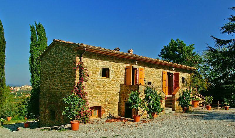 365 dias com a Villa Pano: Toscana...