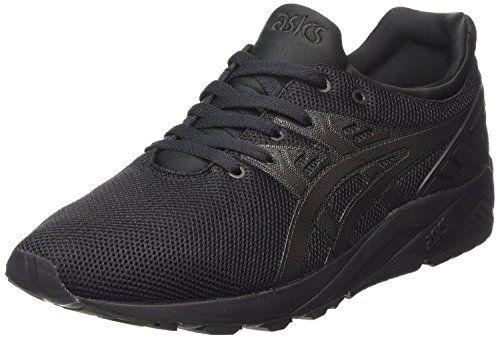 Asics Unisex-Erwachsene Gel-Kayano Trainer Sneakers Schwarz 445 EU