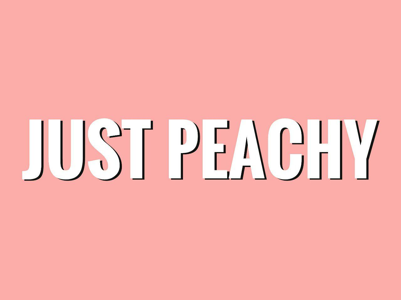 Just Peachy: A Spring Makeup Look | Her Campus