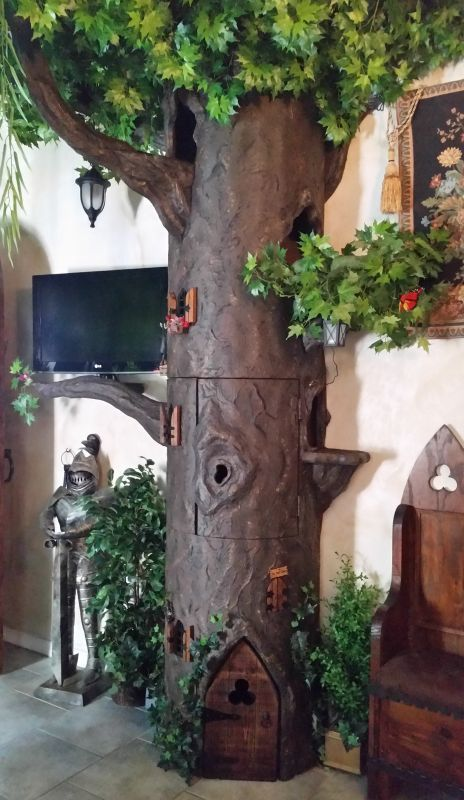 A Fantasy Forest   Luxury Cat Trees, Fantasy Cat Trees That Look Like Trees.