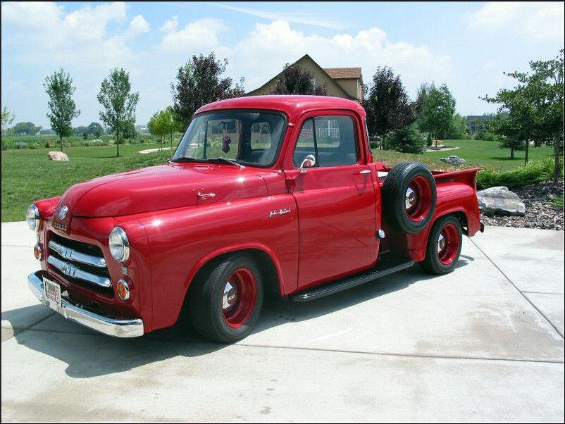 54 Dodge Pilothouse--lowered w nice wheels ...