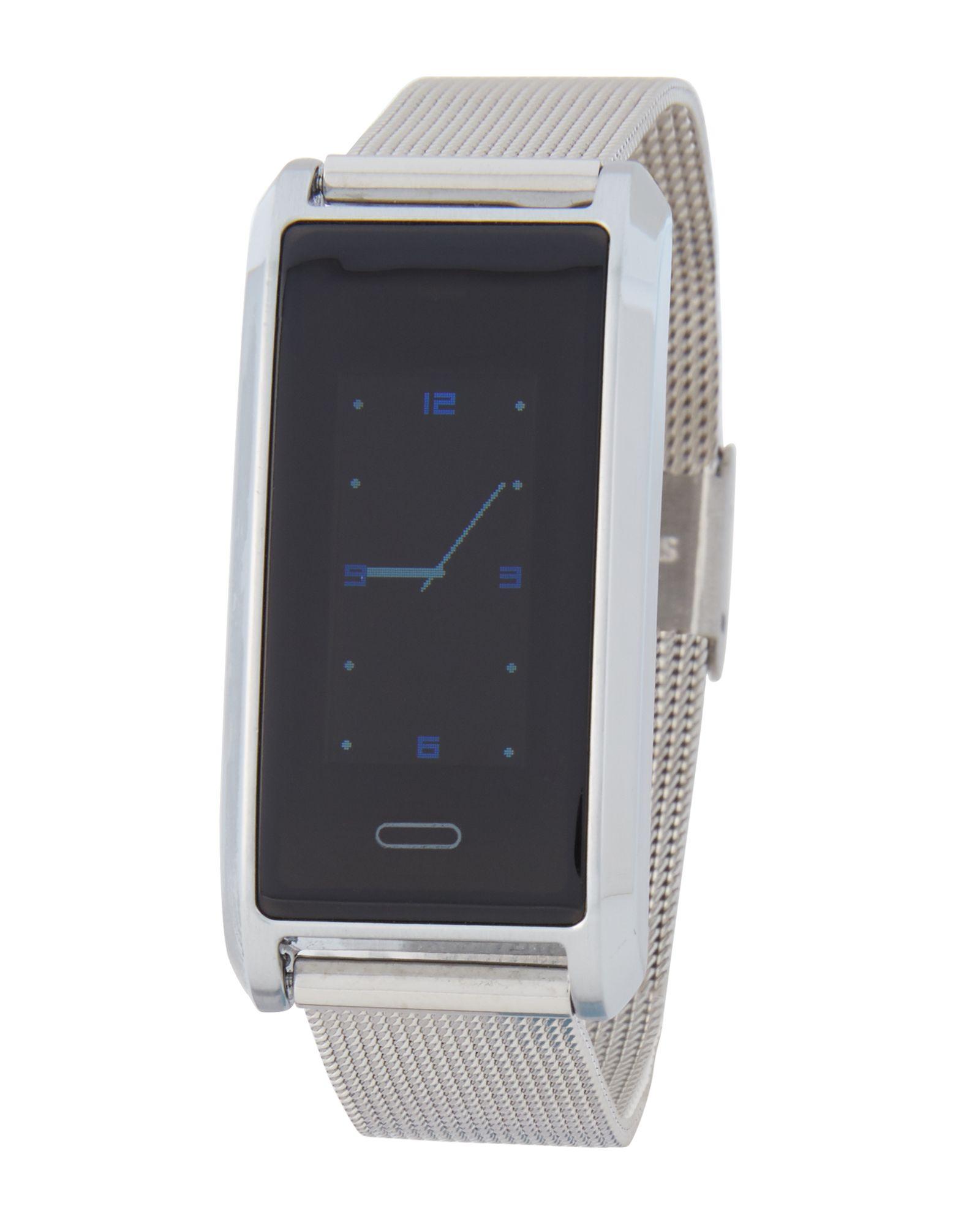 a1ff16862421 Beverly Hills Polo Club 81188 Silver-Tone Smart Watch   Strap Set ...