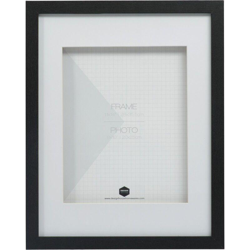 Design House Madison Frame Black In 2020 House Design Frame Box Frames