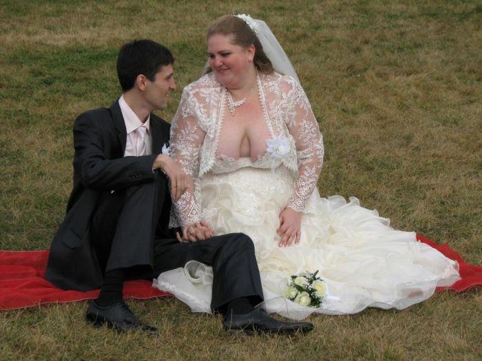 Bilderesultat for worstweddingdress