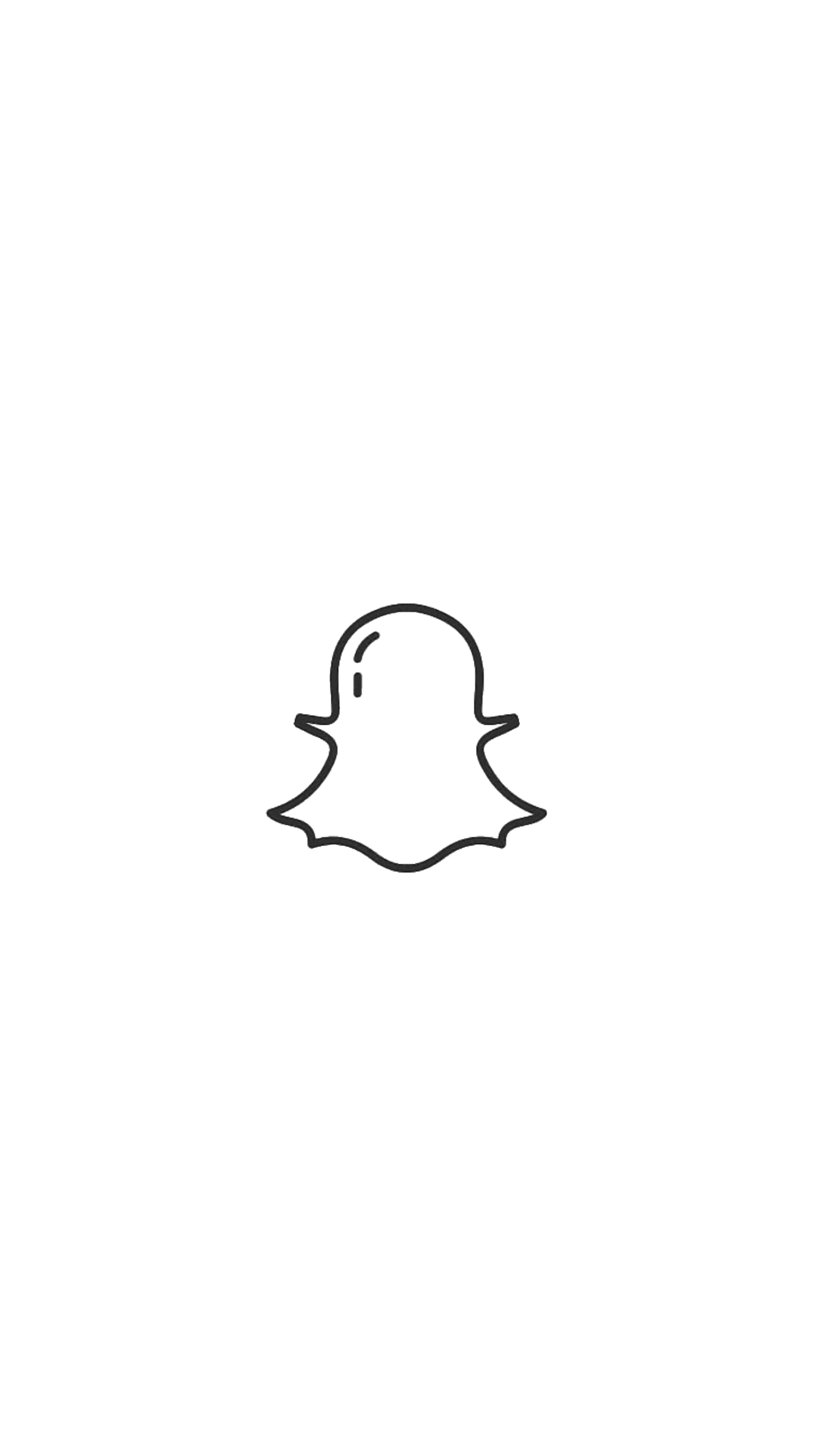 Snapchat White Png : snapchat, white, Snapchat, Icon,, Iphone, Photo, Wallpaper, Tumblr, Aesthetic