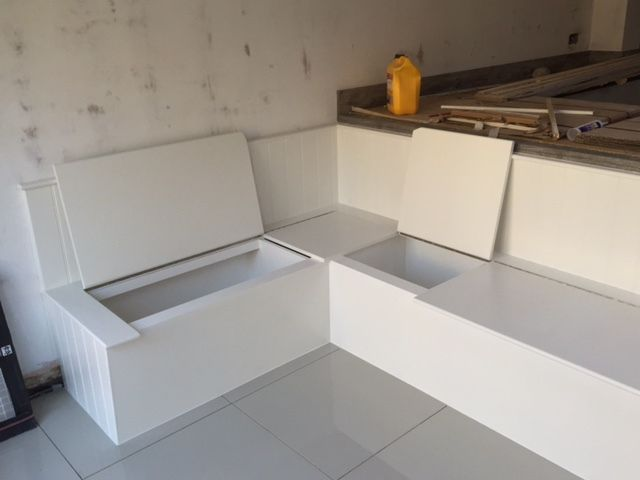 Welcome to Gcf-carpentry serving twickenham,Richmond with,fitted wardrobes,alcove units,floating shelves,Radiator covers,window seats,Your own design put into reality,Window/door repair and renewel, - BENCH AND WINDOW SEATS