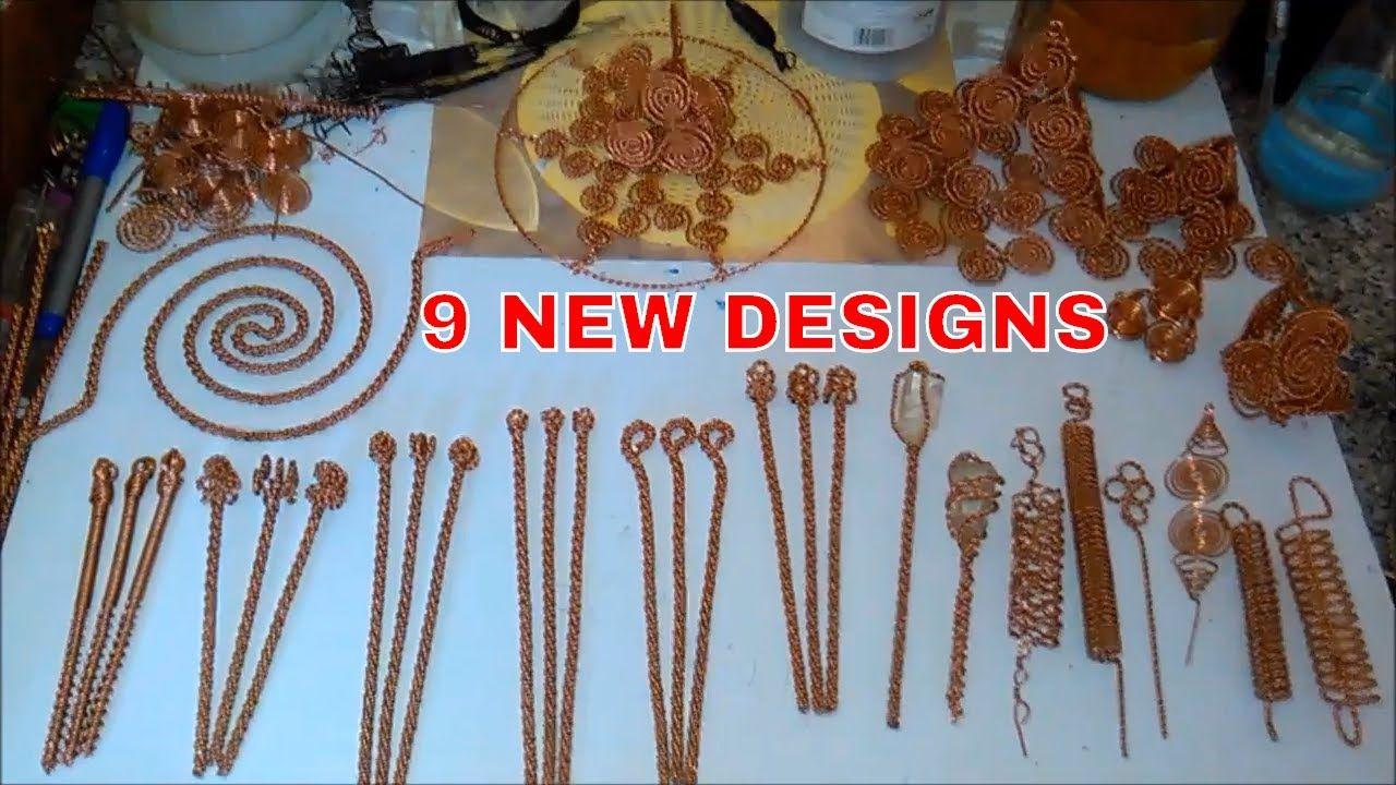 Healing Art - DIY - 9 NEW Designs Health Pain Pens & Big