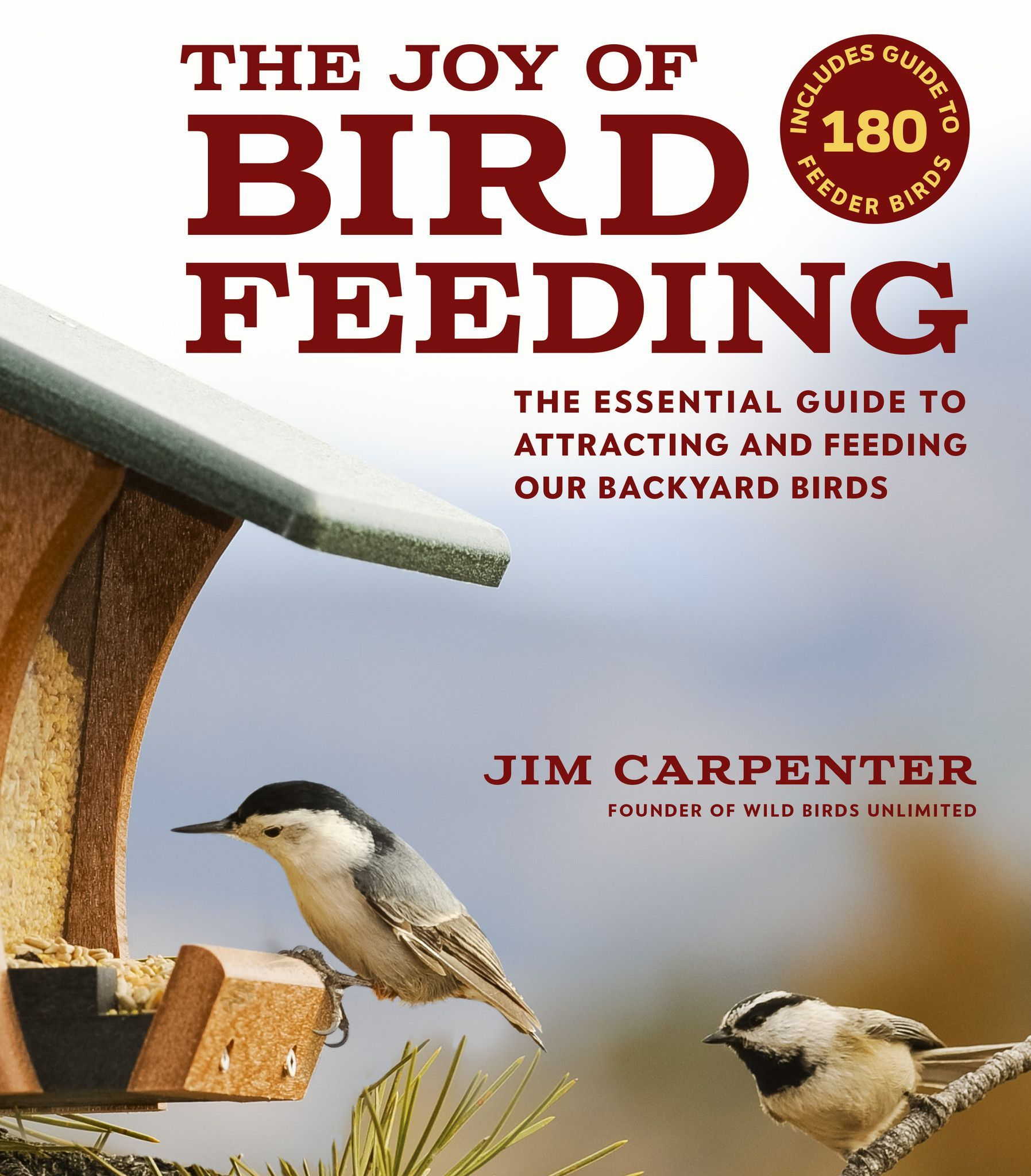 The Joy Of Bird Feeding: The Essential Guide To Attracting