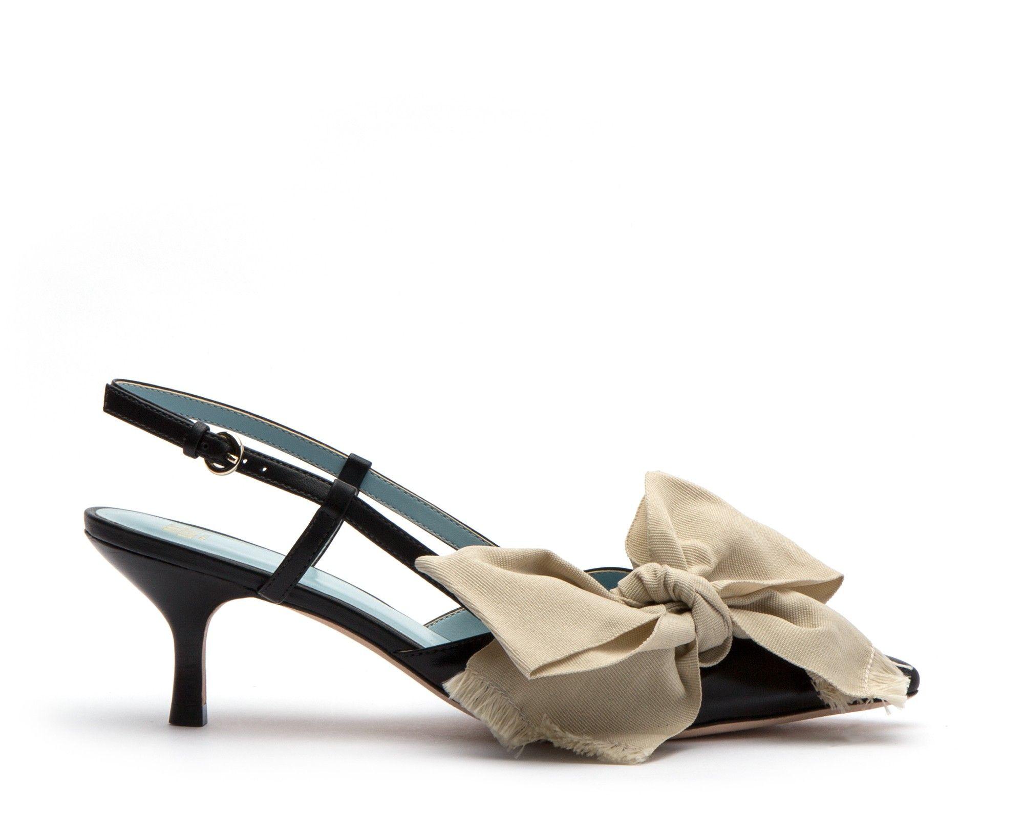 Frances Valentine Official Site Free Shipping On Orders 150 Kitten Heels Black Kitten Heels Heels