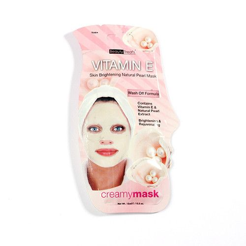 Vitamin E Creamy Face Mask In 2021 Skin Brightening Beauty Treats Face Products Skincare