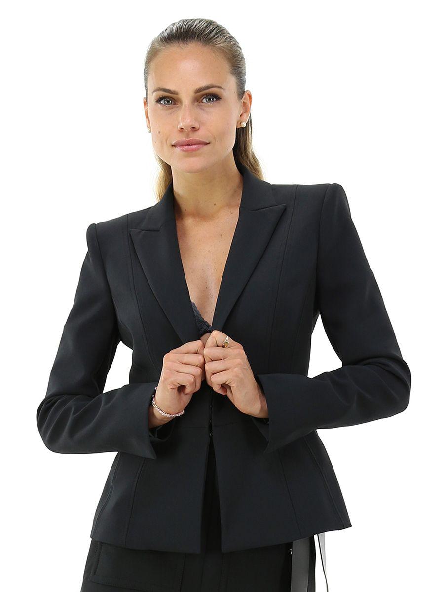 Giacca Nero Elisabetta Franchi nel 2020 | Giacche nere