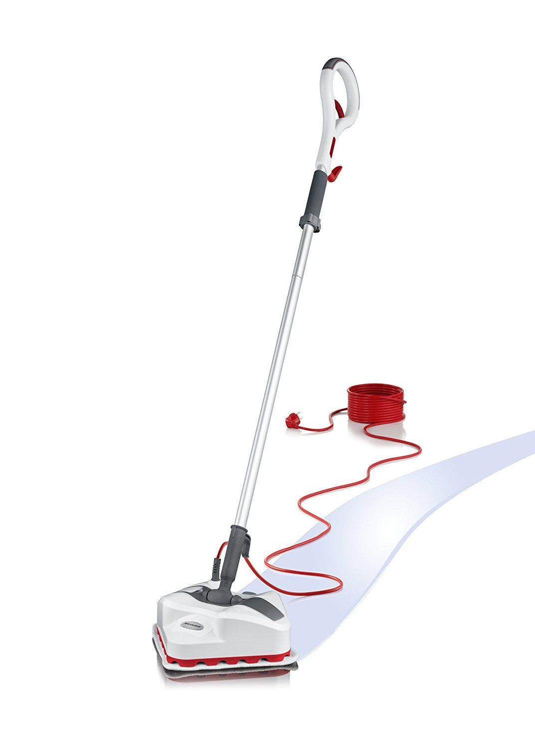 Severin Hygenius Deluxe - steam cleaners (Upright, 0.2 L, 8 m
