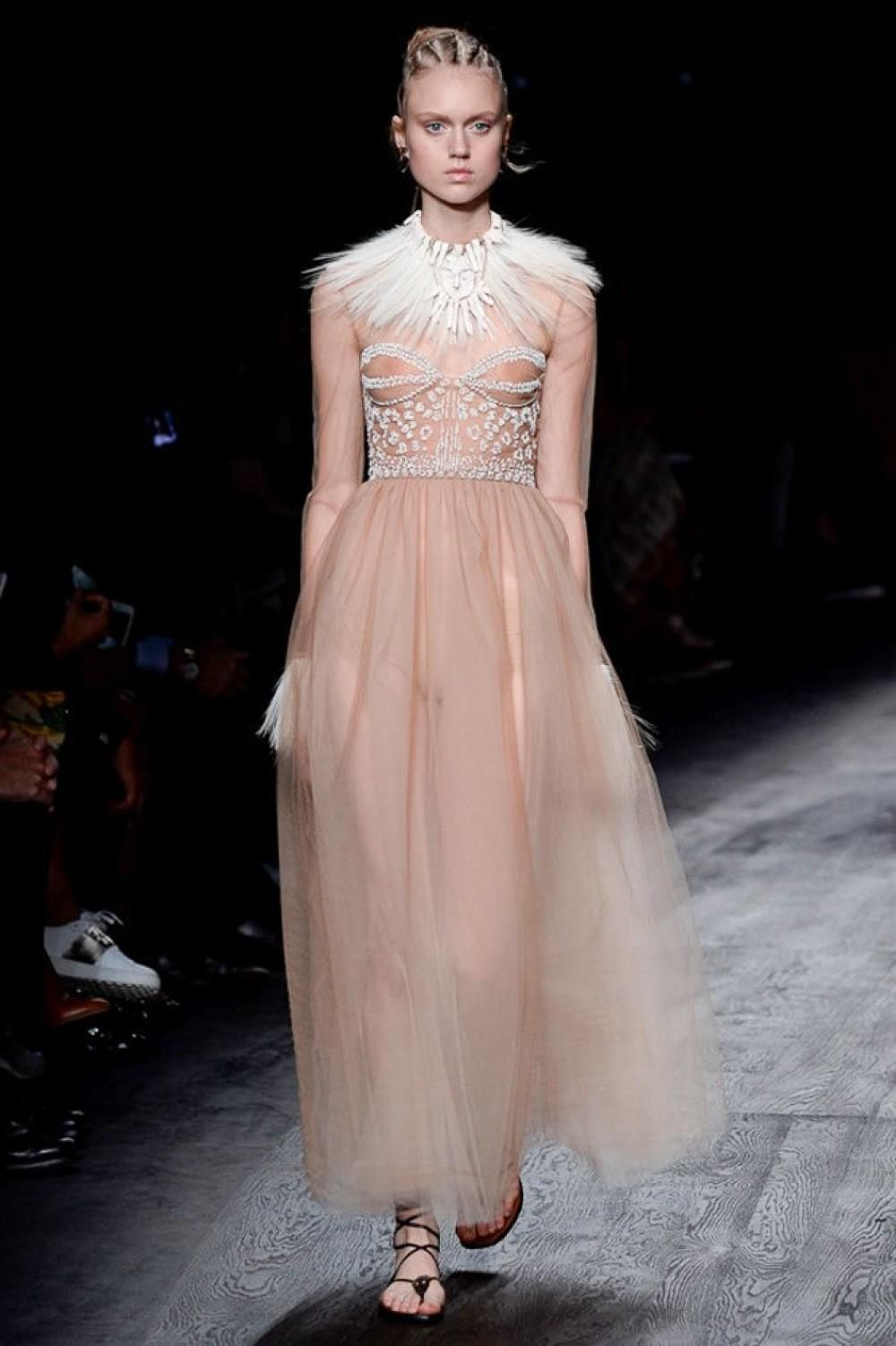 Jason Wu Spring 2017 Ready-to-Wear Fashion Show | Pasarela y Couture