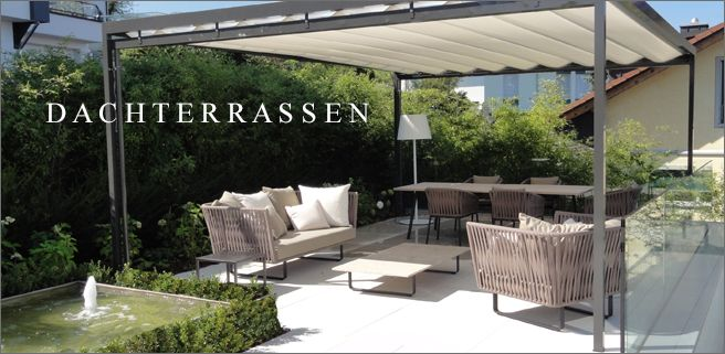 07 gartenplaner dachterrasse penthouse garten pergola. Black Bedroom Furniture Sets. Home Design Ideas