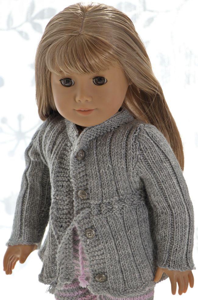 Knitting patterns for baby born dolls   Baby knitting ...